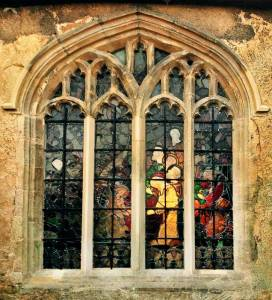 church window dec 2014