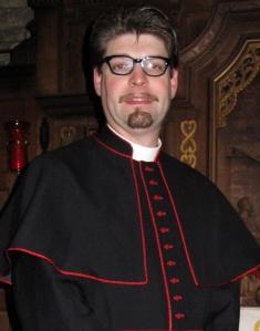 Reverend Richard Hancock