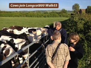 June longcot walk 2