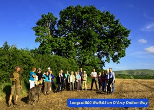 June Longcot walk