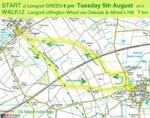 Walk 12 map