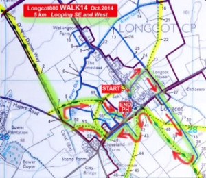 walk 14 map