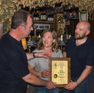 VWH Camra award 2016