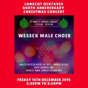 Longcot Christmas Concert